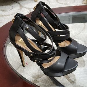 Dolce Vita size 71/2 New black stiletto sandals